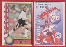 England David Batty Newcastle United